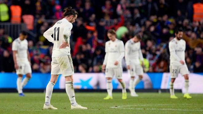 Réal Madrid Déception