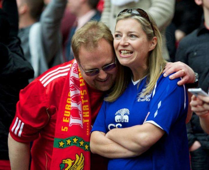 Merseyside Derby : pourquoi l'appelle-t-on le «Friendly Derby» ?
