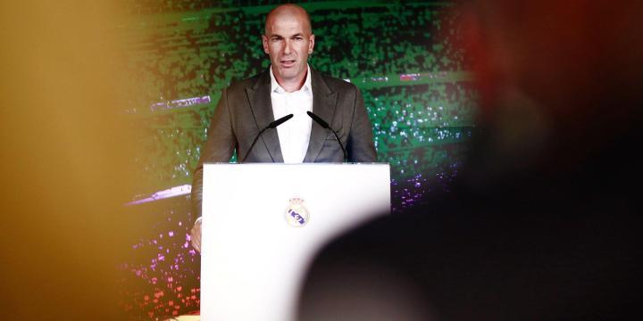 Zidane II : le plus grosdéfi.