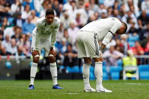 Real Madrid – Un exercice à ne pasoublier