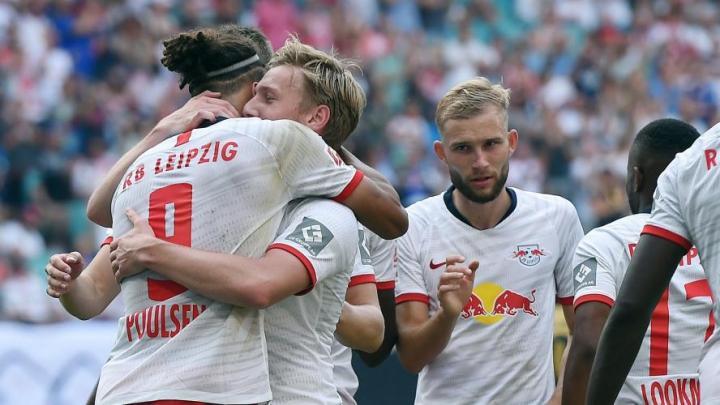 RB Leipzig – Les ailesdéployées