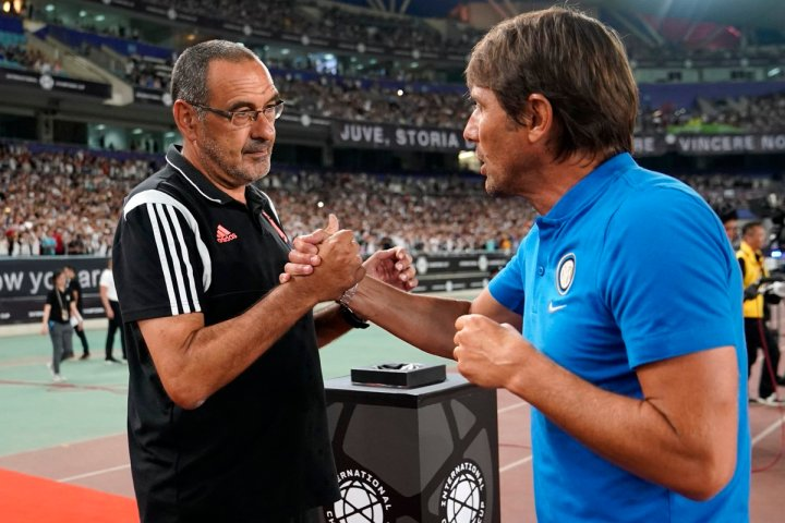 Inter v Juve – Le 3-5-2 défie leSarriball