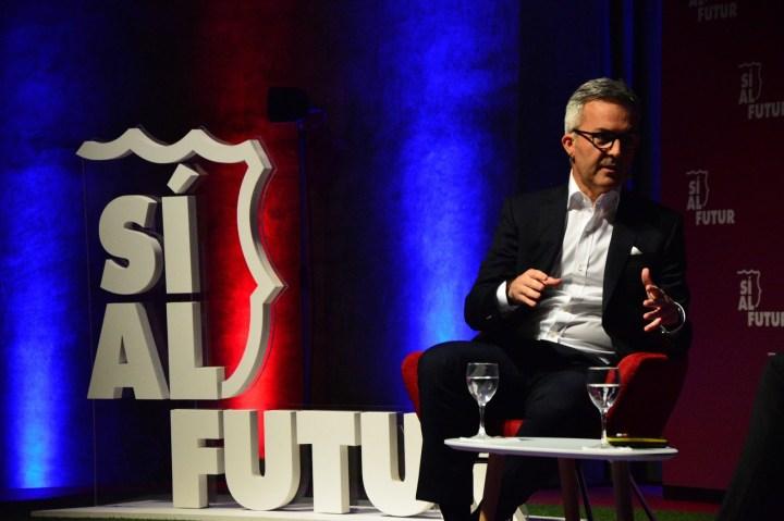 #LVDS : Víctor Font, un candidat pour le salut du FCBarcelone