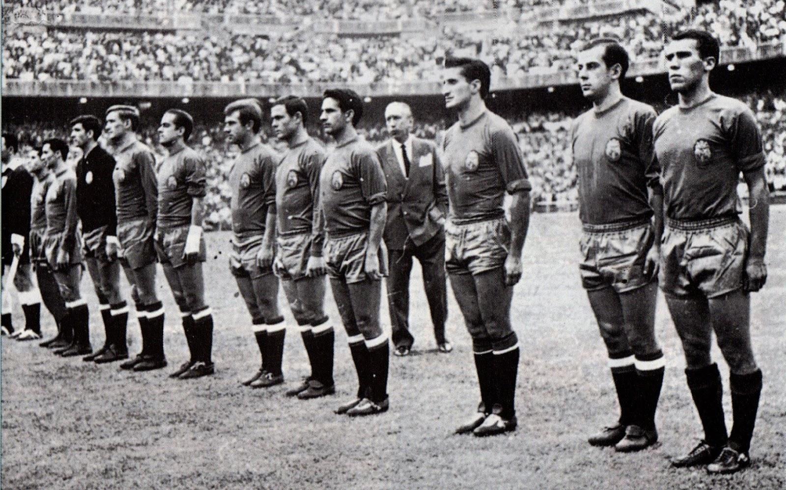 Soccer Nostalgia: The Euros-Part Two (1964 Edition)